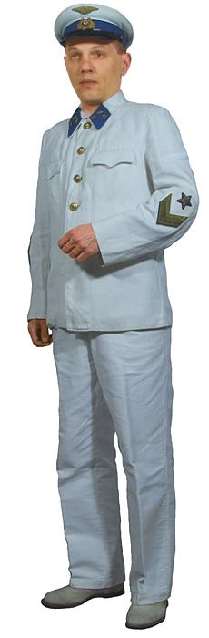 uniformes de aviadores sovieticos